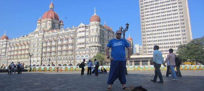 Taj Hotel w Mumbaju