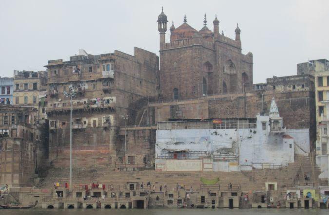 Rejs łódką po Varanasi