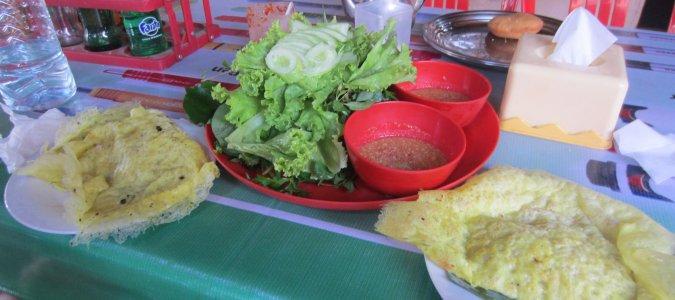 śniadanie w Kambodży
