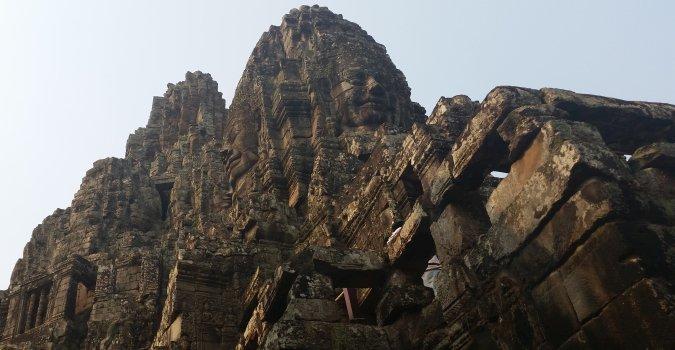 Bayon w Angkor