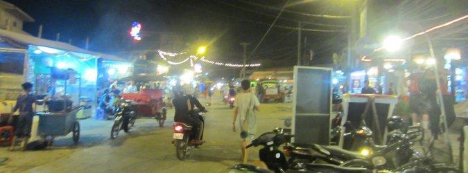 Siem Reap nocą