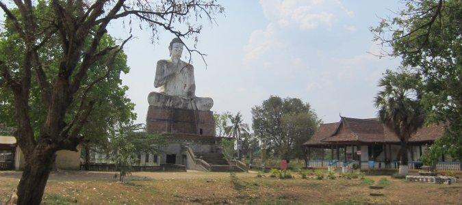 Wat Ek Phnom w Kambodży