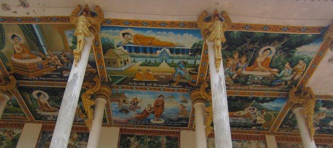 Wat Ek Phnom świątynia