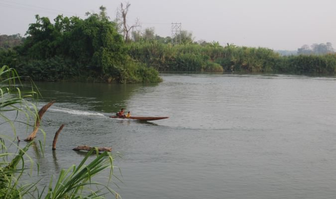 Don Det w Laosie