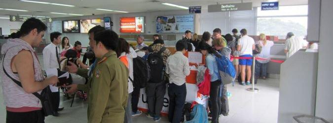 lotnisko w Wientianie
