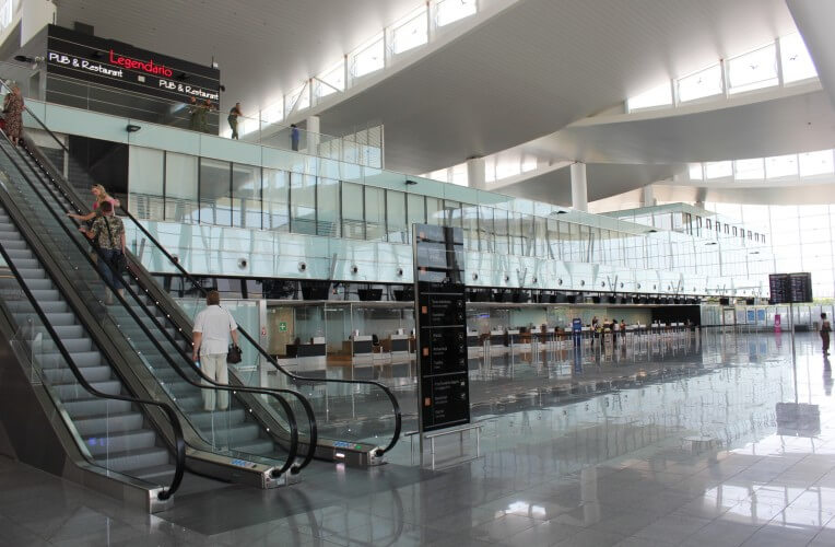 Malta - lotnisko