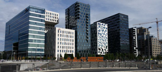 Centrum Oslo