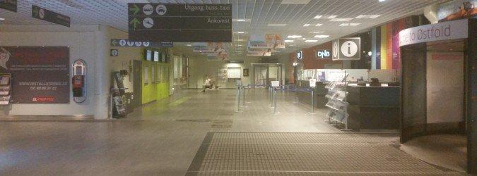 Lotnisko Oslo Rygge Moss Airport