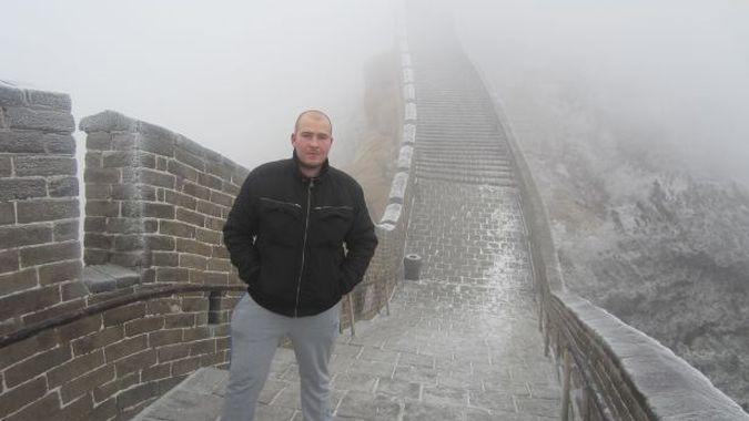 Mur Chiński w Badalink