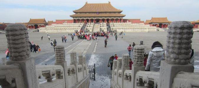 Forbidden City w Pekinie