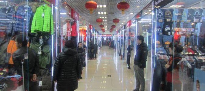 Silk Market w Pekinie