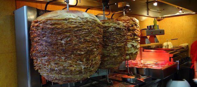 jedzenie w Salonikach