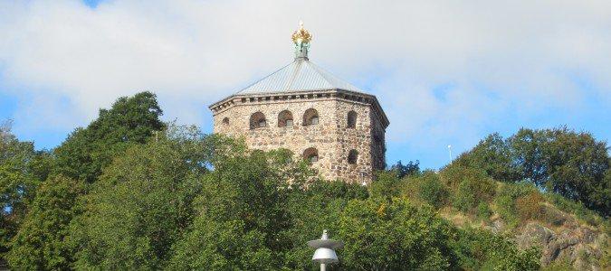 Skansen Kronan w Goteborgu