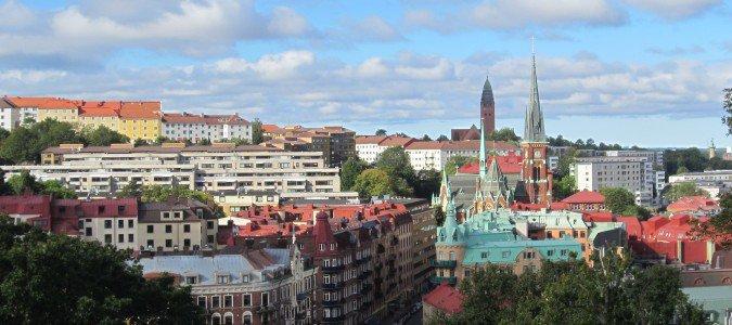 Goteborg panorama