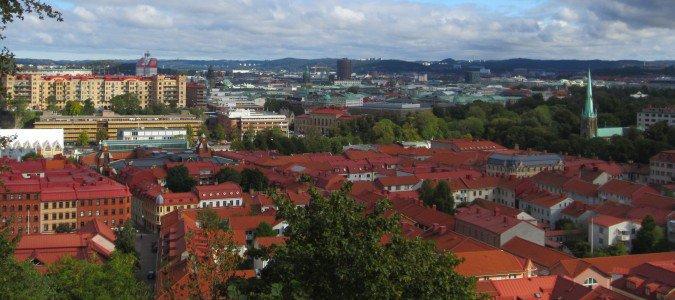 Panorama Goteborga