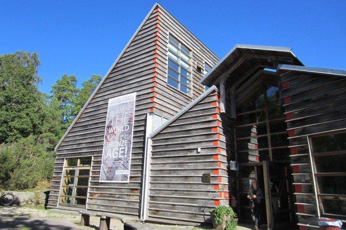 Vitlycke Museum w Tanum