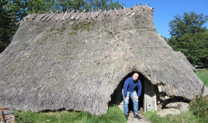 Vitlycke Museum - wioska