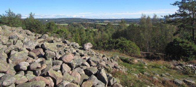 Szwecja - wiekowe groby - Tanum