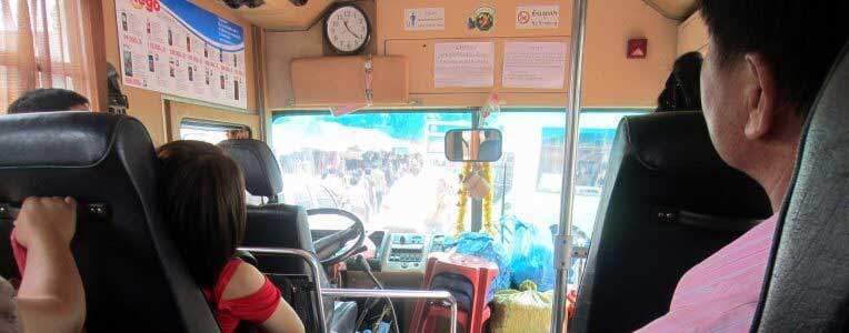 transport w Peru