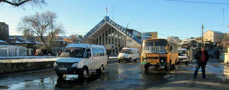 komunikacja miejska w Kutaisi