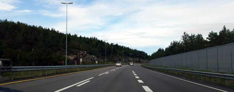 Drogi w Danii