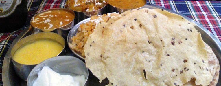 co warto zjeść w Varanasi