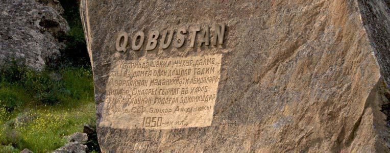 Qobustan w Azerbejdżanie