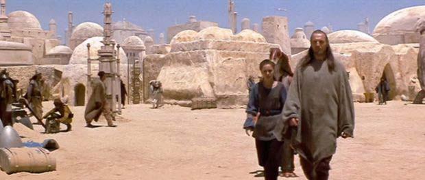 Gwiezdne Wojny w Tunezji