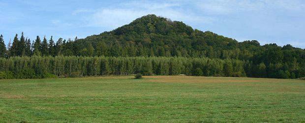 Wulkan w Ostrzycy