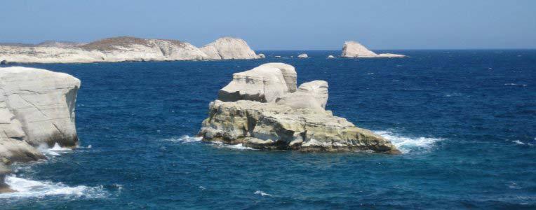 Sarakiniko w Grecji