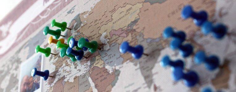 turystyczne opisy państw i miast