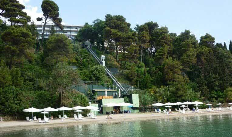 Korfu - Corfu Holiday Palace