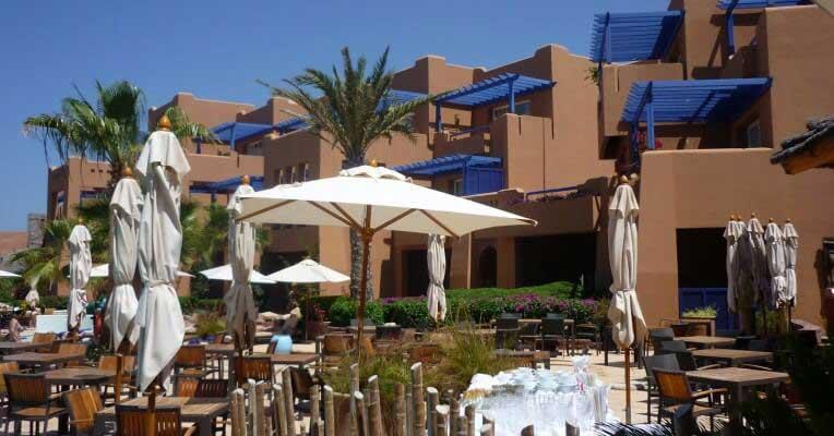 Maroko - Paradis Plage